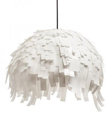 Lámpara Colgante RARA Blanco Ø54cm