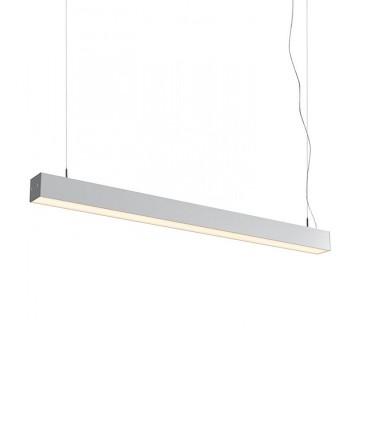 Lámpara Suspensión Led Lineal PESANTE 75 40W 75cm Aluminio 3000K