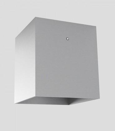 Foco De Superficie CUBO Aluminio GU10