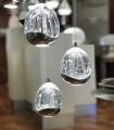 Lámpara 30cm ROCIO 5 led cromo - Schuller