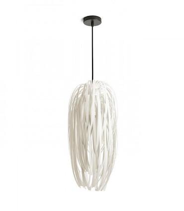 Lámpara Colgante ZALA Blanco Ø54cm