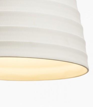 Lámpara Colgante Cerámica FLORIDA E27 Ø21cm