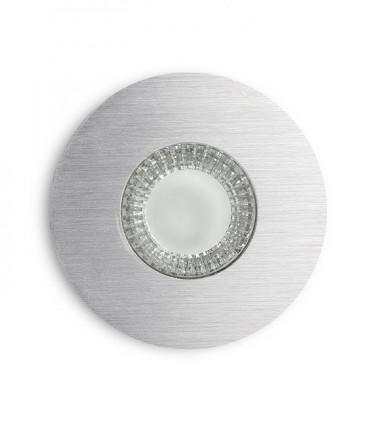 Aro foco empotrable IP65 Redondo ASTOR R Aluminio