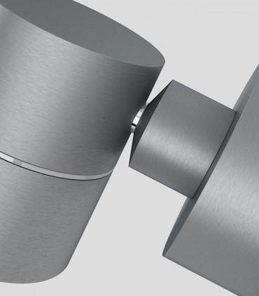 Aplique Aluminio MICO GU10 IP54