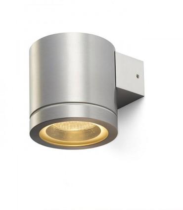 Aplique Aluminio MOIRE I GU10 IP54
