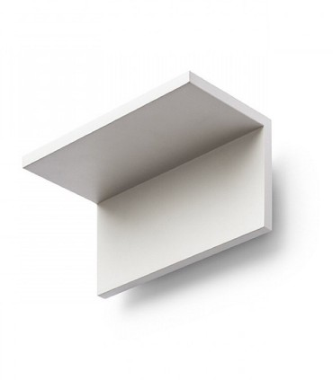 Aplique de pared LED Blanco 12W  FOND 3000K 1300lm