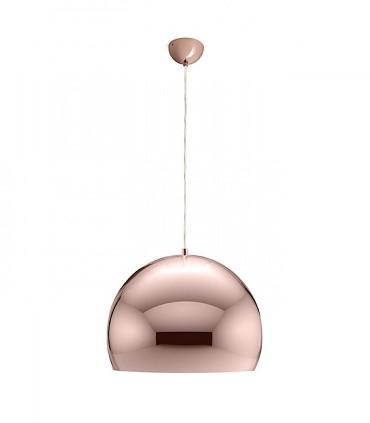 Lámpara colgante ASTON 30 cobre E27