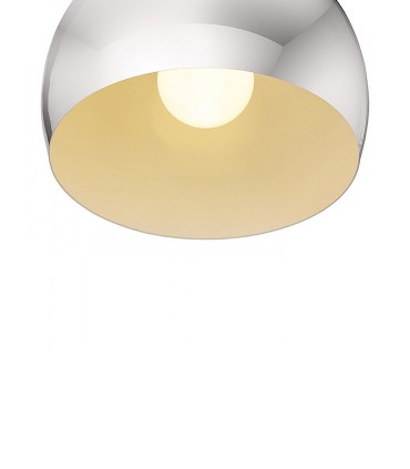 Detalle Lámpara colgante ASTON 30 cromo E27