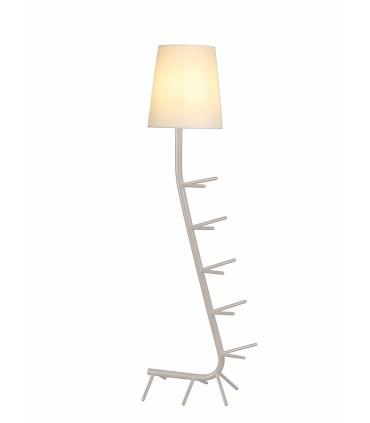 Lámpara de pie CENTIPEDE Mantra Negro 7255 Lámpara de pie CENTIPEDE Mantra Blanco 7254