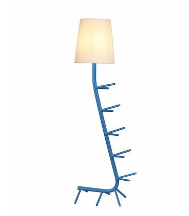 Lámpara de pie CENTIPEDE Mantra Negro 7255 Lámpara de pie CENTIPEDE Mantra Azul 7257