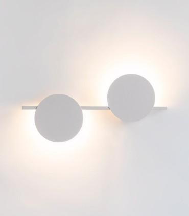 Aplique ERIS LED 16W 3000K Mediano Blanco 7298 Mantra
