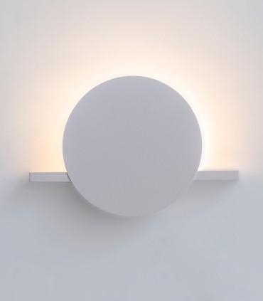 Aplique ERIS LED 8W 3000K Pequeño Blanco 7296 - Mantra