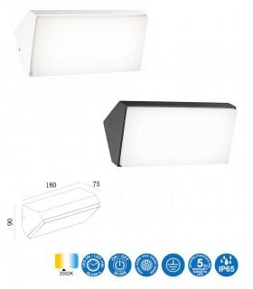 Aplique de pared SOLDEN LED 9W 3000K IP65 Mantra