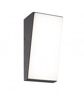 Aplique de pared SOLDEN V LED 9W 3000K IP65 Mantra