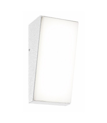 Aplique de pared SOLDEN V LED 9W 3000K IP65 Mantra