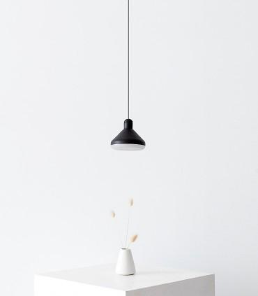 Lámpara negra ANTARES 8W LED Mantra