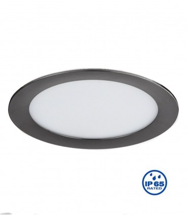 Downlight Negro Mate Redondo 4000K IP65 YLD