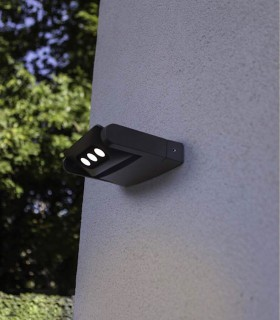 Aplique Exterior Spot 9w 605lm orientable