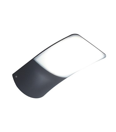 Aplique exterior ZT Aluminio 30W 2.090lm 3000K