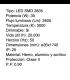 Características Lámpara de pie Led 30W Níquel Regulable con mando a distancia