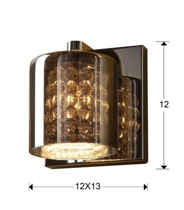 Aplique DENISE 1 luz - Schuller 494745