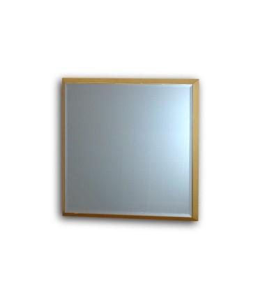 Espejo ARIES cuadrado 53x53 oro -Schuller 119344