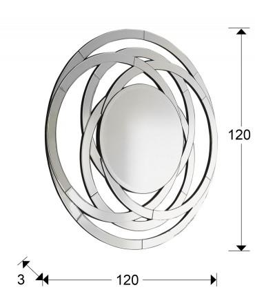 Espejo AROS - Schuller 385314