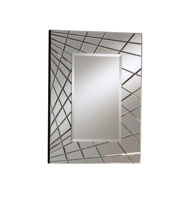 Espejo FUSION rectangular 110x80 - Schuller 160974