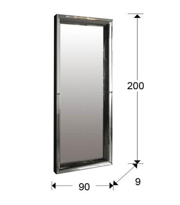 Espejo IRINA 200x90 - Schuller 651320