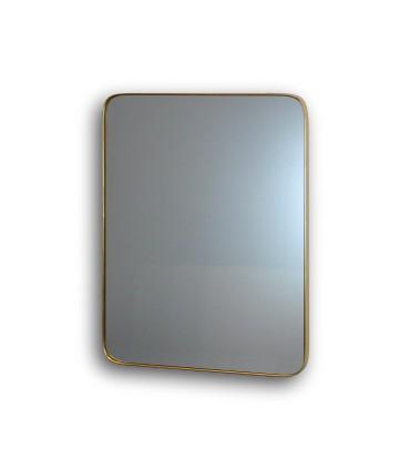 Espejo ORIO rectangular 61x81 cm oro - Schuller  127127