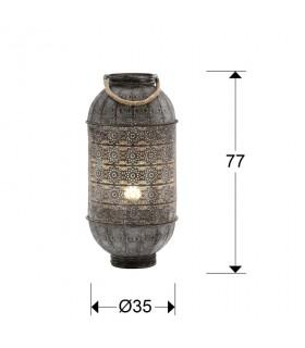 Farol 1l KAYLA 77cm. - Schuller 442749