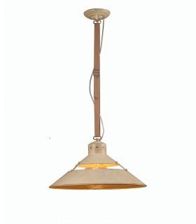 Lámpara INDUSTRIAL 5430 arena 45cm Mantra