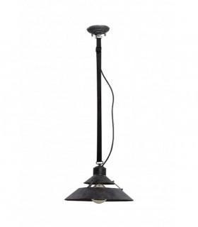 Lámpara INDUSTRIAL 5441 óxido 35cm Mantra