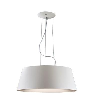 Lámpara 4 luces ZONE blanco - Schuller 198321