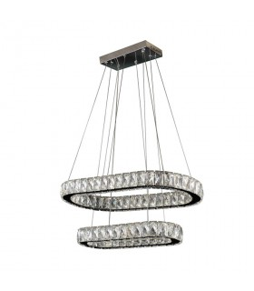 Lampara led DIVA oval 60 854321 - Schuller