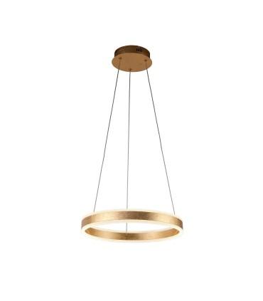 Lámpara led HELIA oro 50cm - Schuller 831940