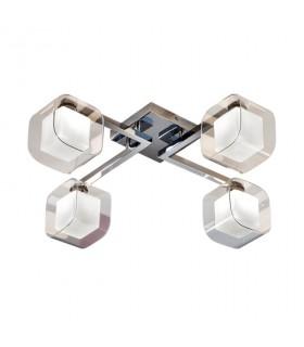 Plafón CUBE 4 luces 183320 - Schuller