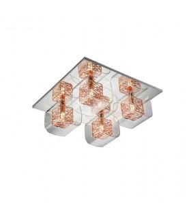 Plafón LIOS 4 luces - Schuller 867234