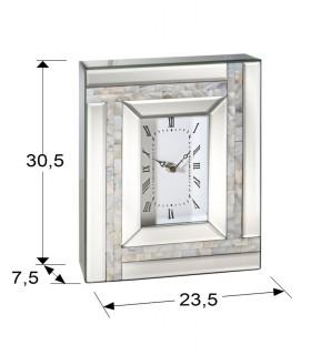 Reloj sobremesa NACAR 23x30cm - Schuller
