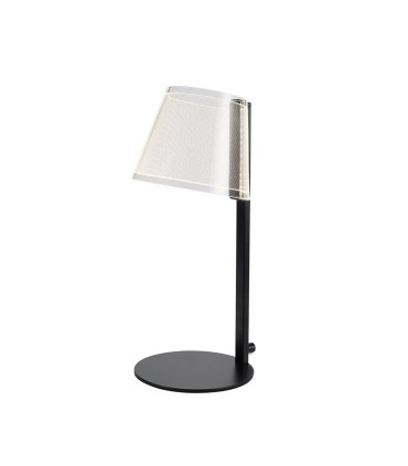 Lámpara de mesa Elna LED 6W dimmable negro