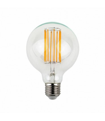 Bombilla Led Globo VINTAGE Regulable E-27 8W 640Lm G95 Dimmable - Mantra