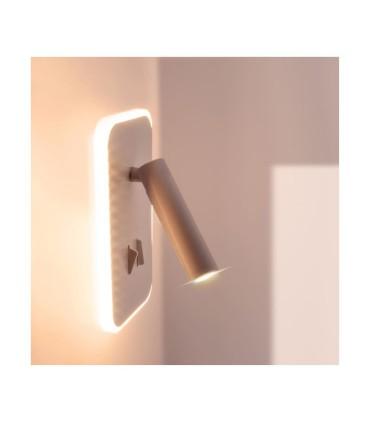 Aplique de pared LED 11W+3W Irena blanco