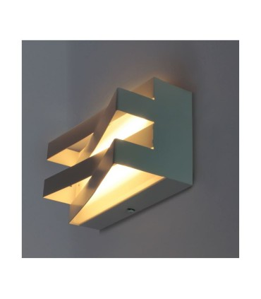 Aplique de pared LED 12W Polare blanco