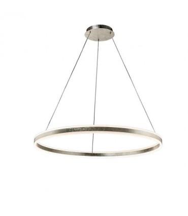 Lampara led HELIA plata 100 cm - Schuller