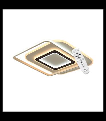 Plafón LED Lyra 100W CCT dimmable con mando a distancia incluido