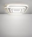 Plafón LED Lyra 100W CCT dimmable imagen con luz  neutra seleccionada