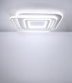 Plafón LED Lyra 100W CCT dimmable imagen con luz  fría seleccionada