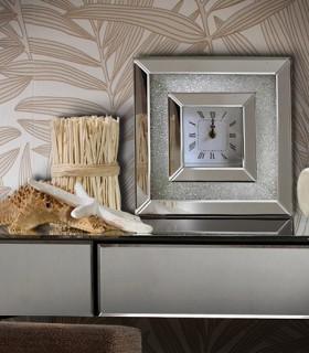 Reloj de sobremesa ABRIL 26x26 - Schuller