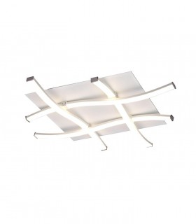 Plafón de techo NUR Blanco Led Dimmable 34W 2800K 6004 Mantra