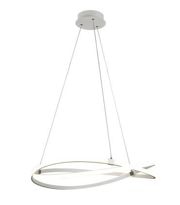 Lámpara de techo INFINITY Blanco Led 60W DIMMABLE 2800K 5991 Mantra